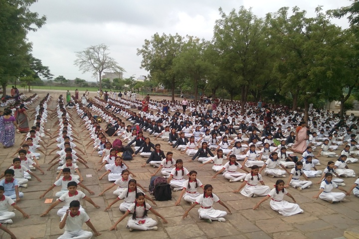 St Annes Higher Secondary School-Yoga