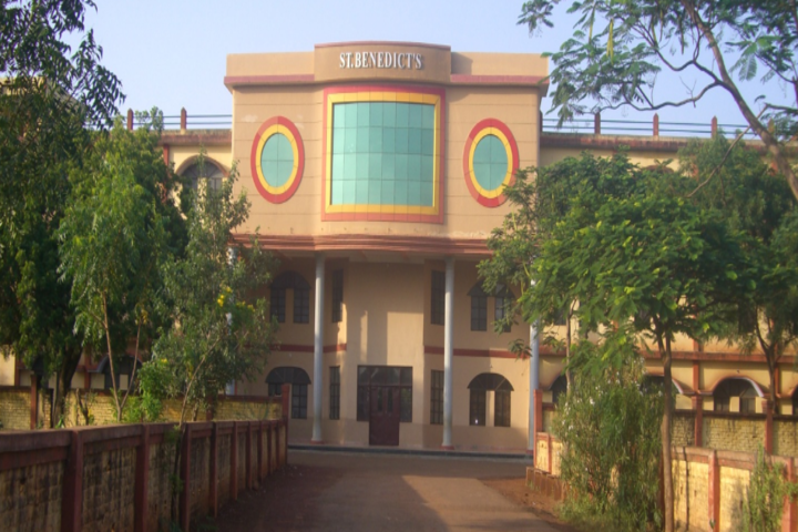 St Bendict School-Campus