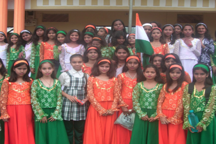 St Bendict School-Republic Day