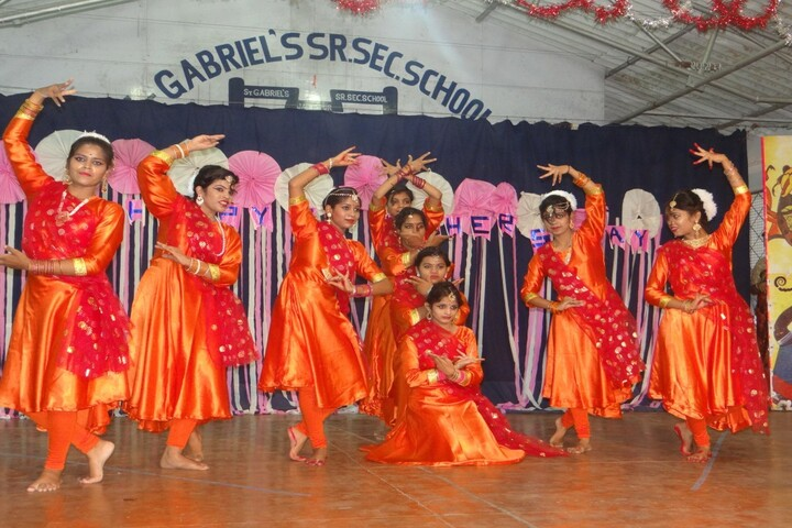 St GabrielS Senior Secondary School-Dance