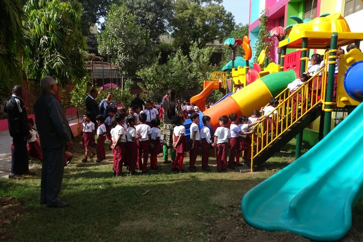 St GabrielS Senior Secondary School-Play Area