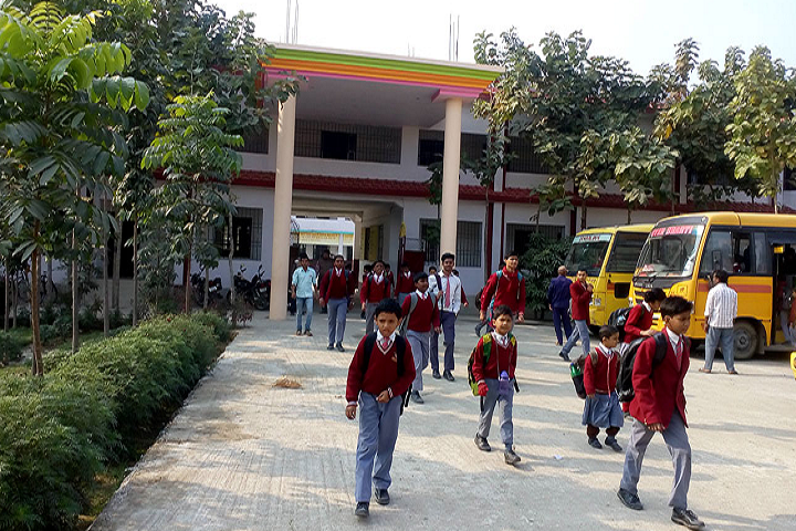 Braj Indu Gyan Bharti Public School-Entrance