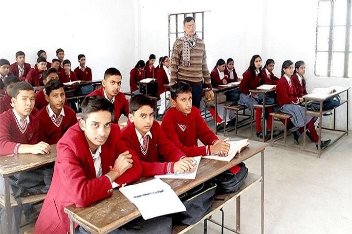 Braj Indu Gyan Bharti Public School-Classroom