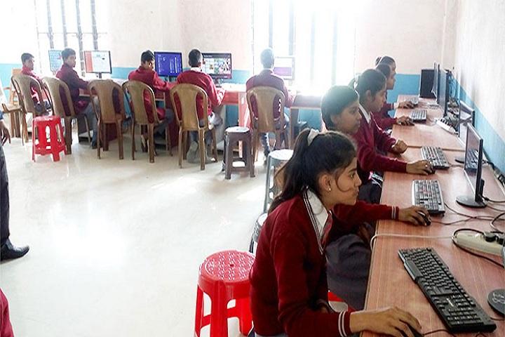 Braj Indu Gyan Bharti Public School-Computer Lab