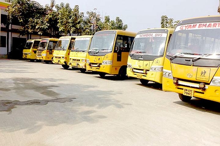 Braj Indu Gyan Bharti Public School-Transport