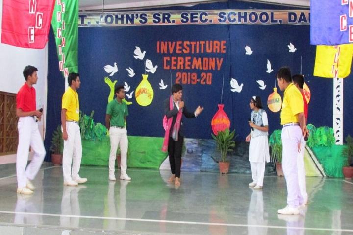 St JohnS Senior Secondary School-Skit