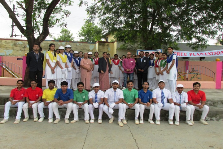 St JohnS Senior Secondary School-Students