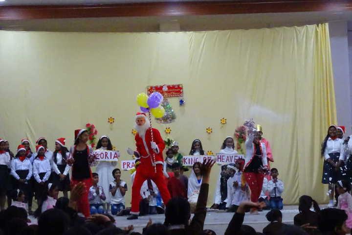 St JosephS Convent Senior Secondary School-Christmas Celebrations