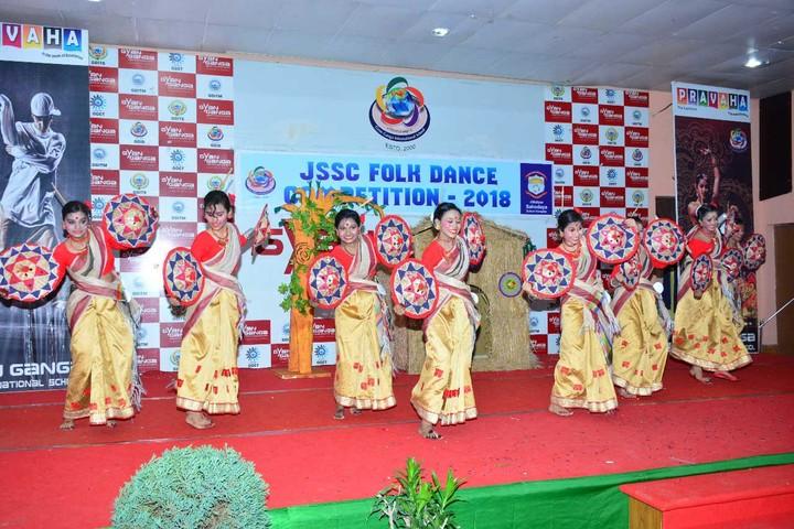 St JosephS Convent Senior Secondary School-Dance Compitition
