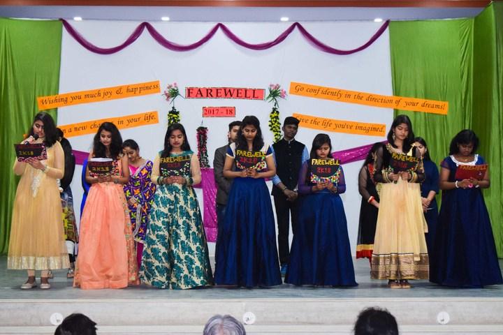 St JosephS Convent Senior Secondary School-Farewell Celebrations