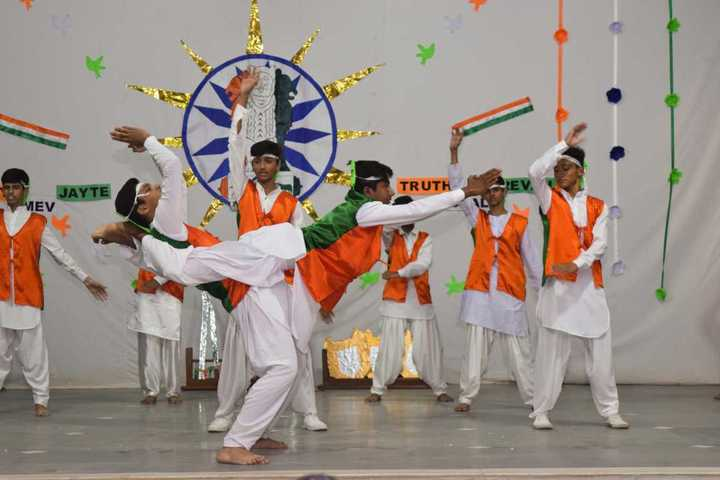 St JosephS Convent Senior Secondary School-Independence Day Celebrations