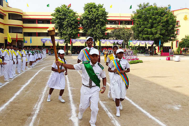 St JosephS Convent Senior Secondary School-Sports Day