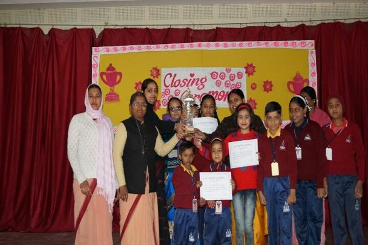 St Josephs School-Closing Ceremony