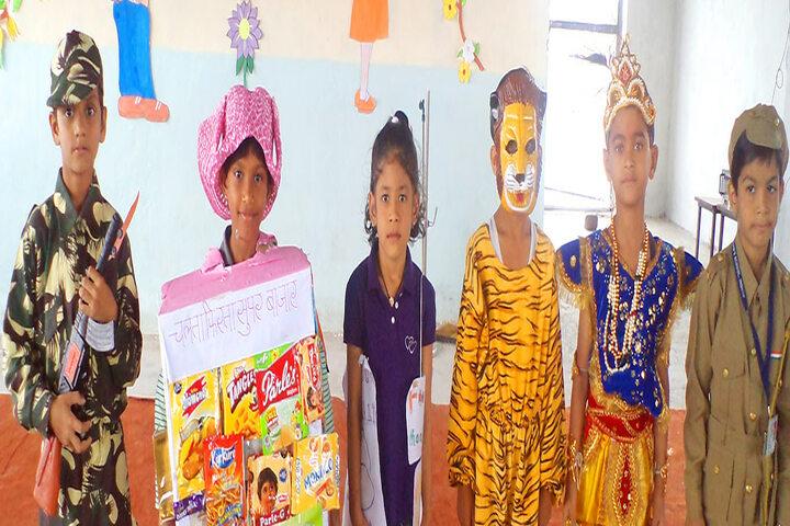 St Josephs School-Fancy Dress Competition
