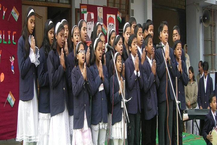 St Josephs School-Republic Day Celebrations