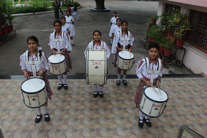 St Marys Higher Secondary School-School Band