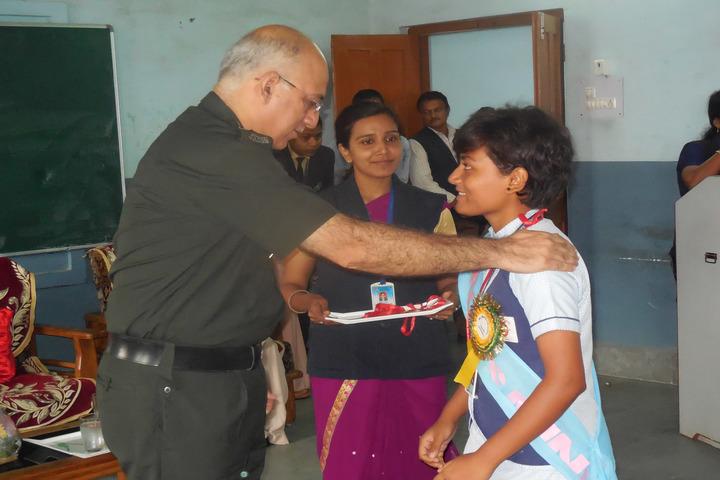 St Marys School-Investiture Ceremony
