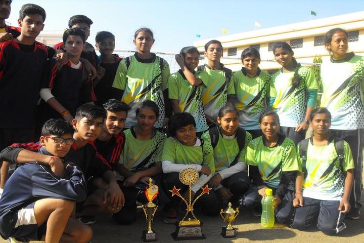 St Marys School-Sports Winners