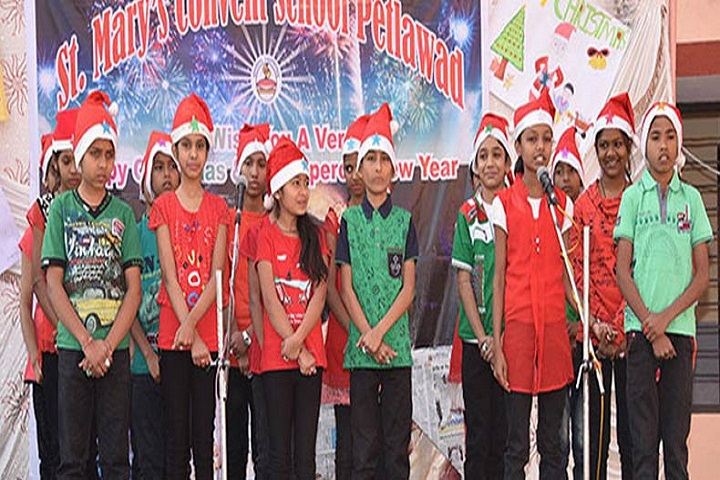 St Marys Convent School-Christmas
