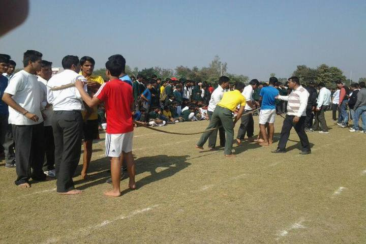 St Michaels Higher Secondary School-Sports Day