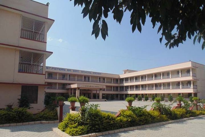 St Peters Senior Secondary School-Campus View