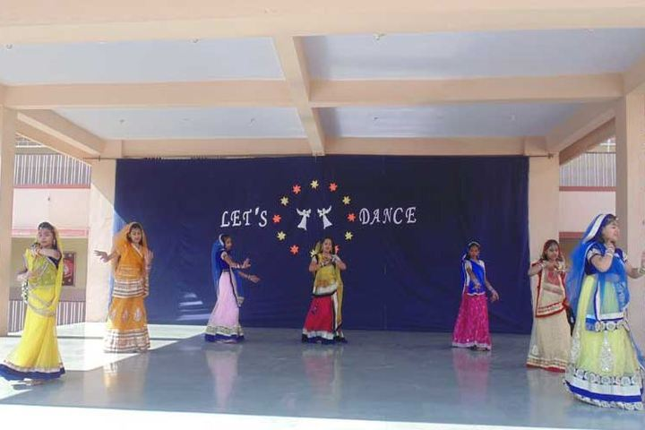St Peters Senior Secondary School-Dance