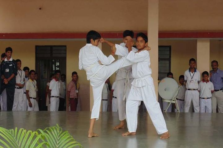 St Peters Senior Secondary School-Karate