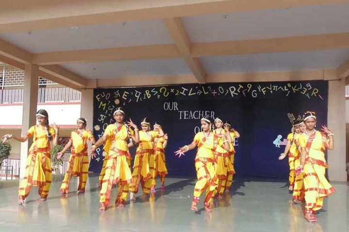 St Peters Senior Secondary School-Traditional Dance