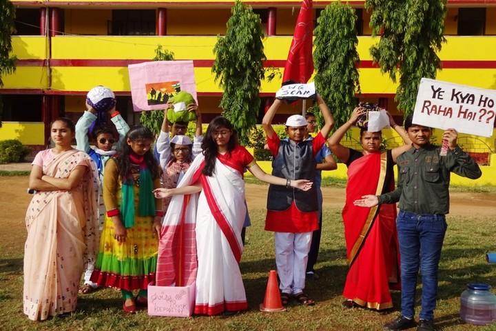 St Teresas School-Activity