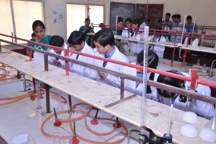 St Teresas School-Chemistry Lab