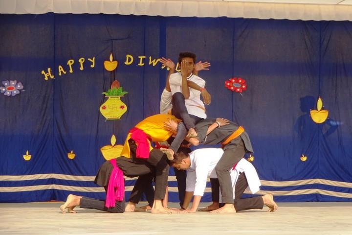 St Teresas School-Diwali Celebrations