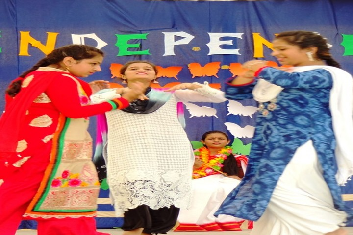 St Teresas School-Independence Day