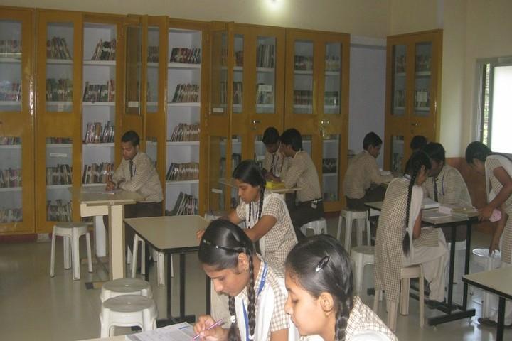 St Teresas School-Library