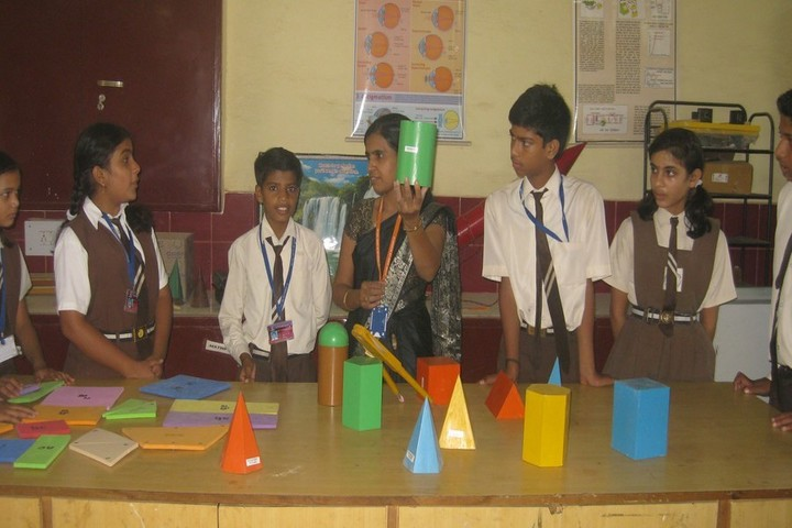 St Teresas School-Maths Lab