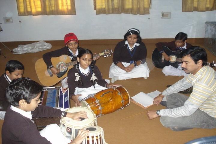 St Teresas School-Music Room