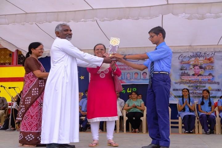St Teresas School-Prize Distribution