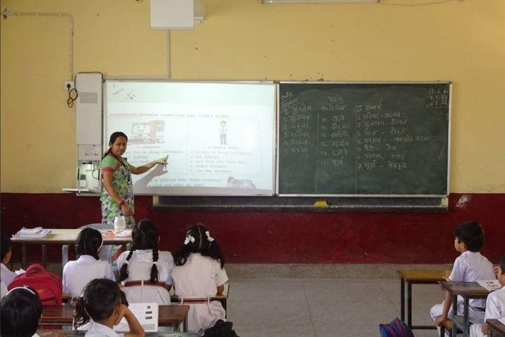 St Teresas School-Smart Class Room