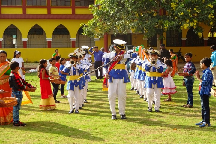 St Teresas School-Sports Meet