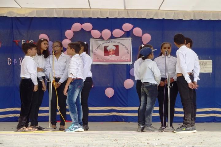 St Teresas School-Teachers Day Celebrations