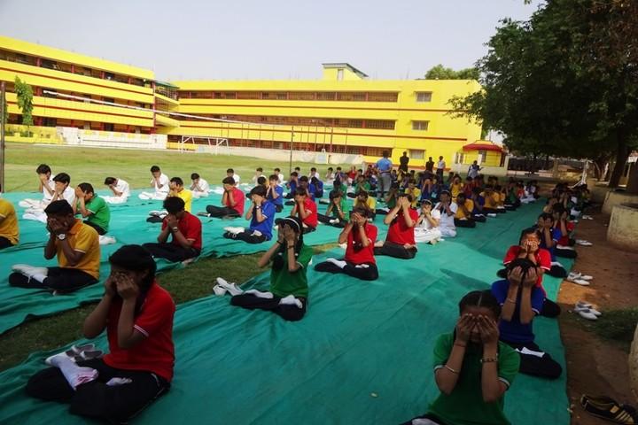 St Teresas School-Yoga