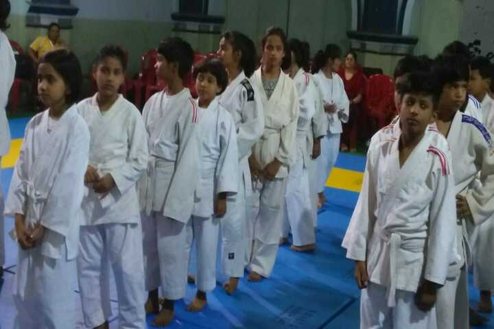 St Thomas Convent Secondary School-Karate