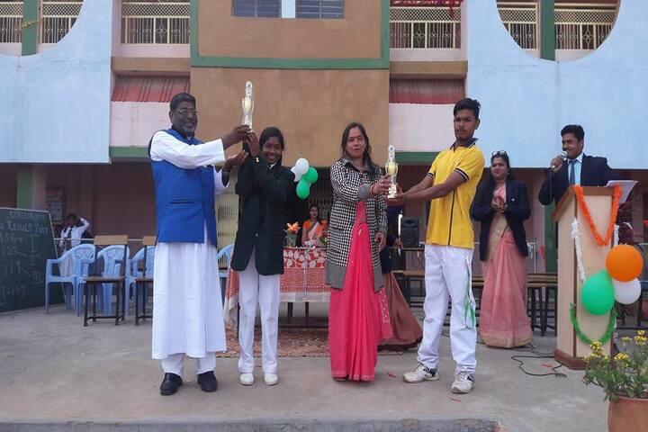 St Aloysius School-Awards