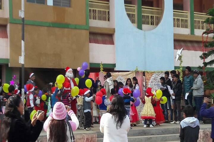 St Aloysius School-Christmas Celebrations