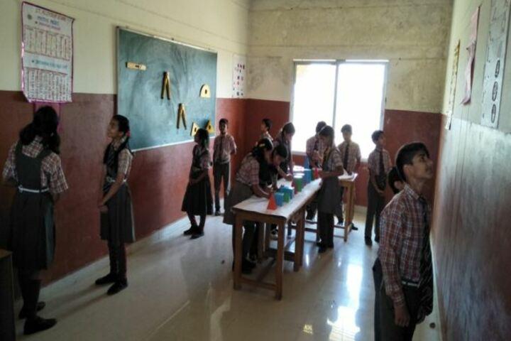 St Aloysius School-Maths Lab