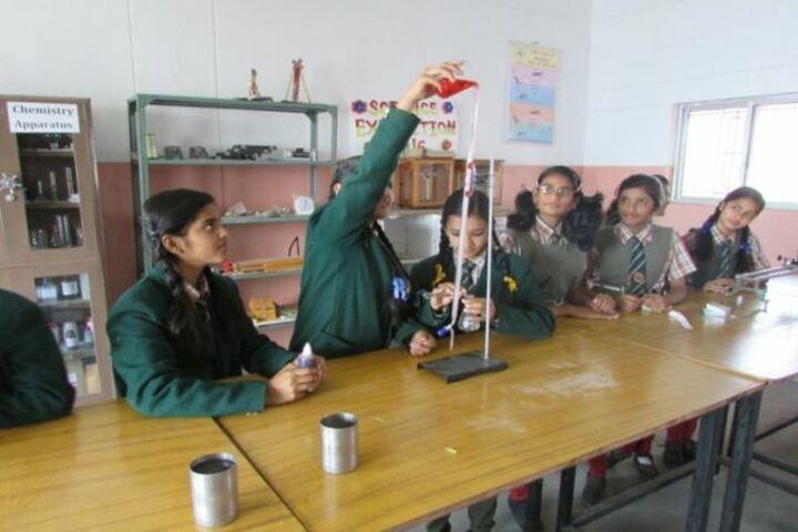 St Aloysius School-Science Labs