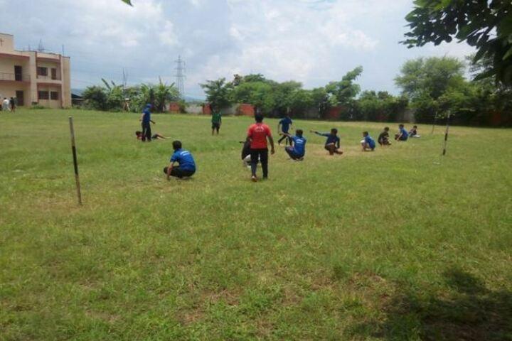 St Aloysius School-Sports