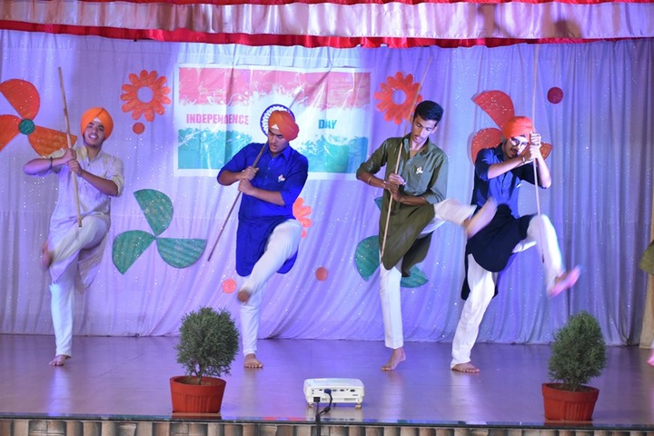 St Aloysius Senior Secondary School-Dance Performance