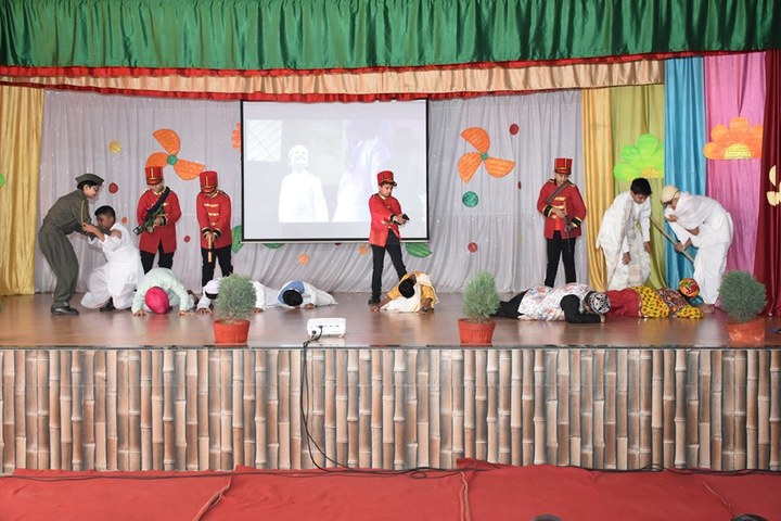 St Aloysius Senior Secondary School-Drama