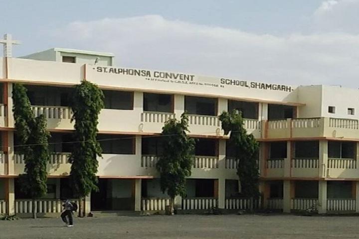 St Alphonsa Convent School-Campus View