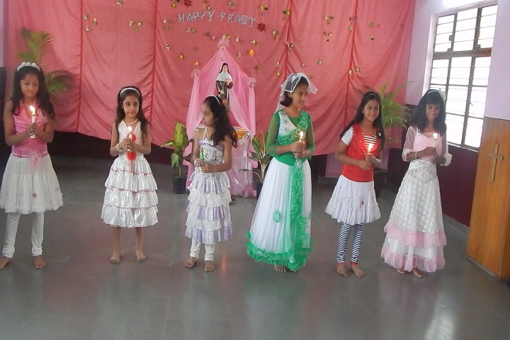 St Alphonsa Convent School-Events